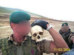 More skull photos from Afghanistan