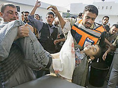 Beit Hanun Massacre, Number of Martyrs Rise to 22