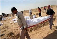 655,000 Iraqis have died since 2003