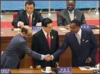 China to double its aid to Africa