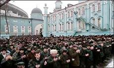 Moscow Becoming Muslim-friendly