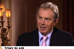 Blair: Middle East role for Iran
