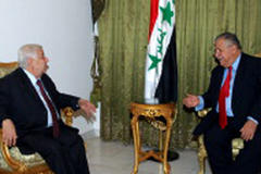 Iraq and Syria restore relations