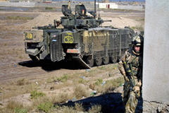 UK to cut Iraq force 'by thousands'