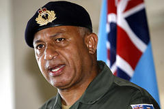 Fiji coup talks end without deal