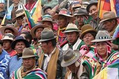 Bolivia passes sweeping land law