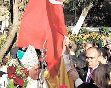 Gestures of Goodwill from the Pope in Izmir