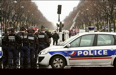 French police disperse sit-in at Egypt consulate
