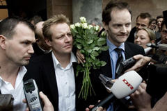 Danish journalists acquitted