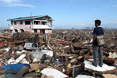 Aceh: 25,000 families without homes