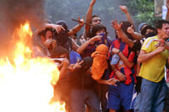 Riots over Paraguay court ruling