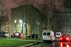Scores of women die in Moscow fire