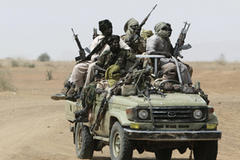Attack in Darfur leaves many dead