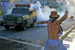 Pinochet death sparks protests