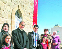 Ottoman Headquarters in Palestine Becomes Turkish Cultural Center