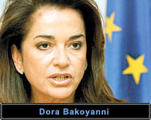 Bakoyanni: EU Decision will be Based on Facts