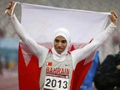 Hijab No Obstacle to Asian Gold