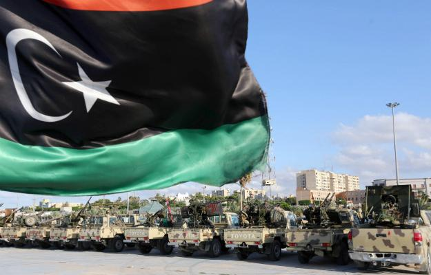 Municipal election starts in 15 Libyan cities