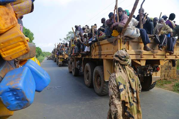 Chad closes border with Central African Republic