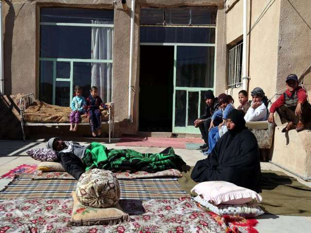 Number of displaced Iraqis surpasses 2 millon