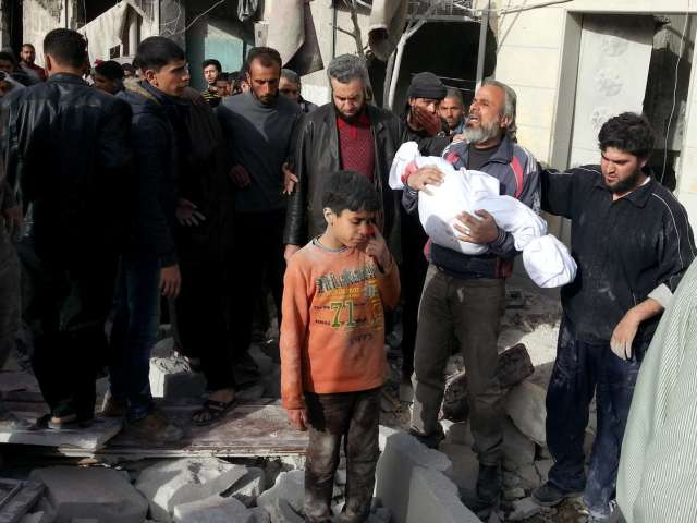 More than 39,000 people killed in Syria in 2014