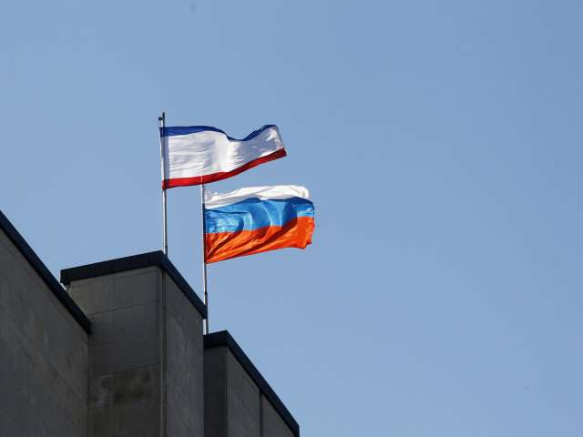 Return of Crimea a must for mending ties with Russia