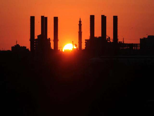 Egypt increases electricity to Gaza - official