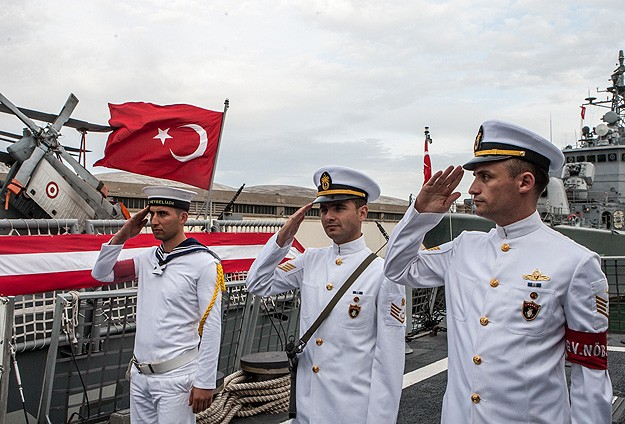 Turkish vessel to continue work off Cyprus