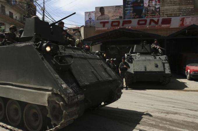 4th soldier defects from Lebanese army