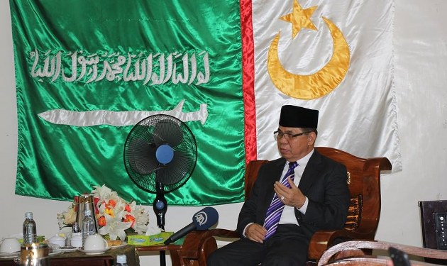 MILF launches political party in Philppines