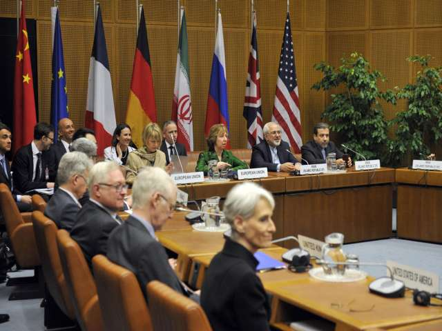 Iran P5+1 finish fifth round of nuclear talks in Vienna