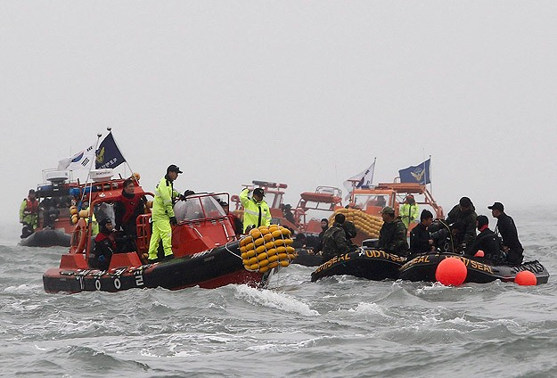 Another arrest sought in hunt for S.Korean ferry operator owner