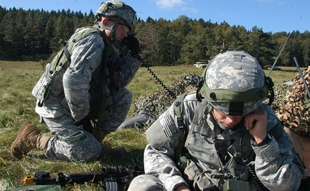 US troops arrive in Lithuania amid Ukraine tensions