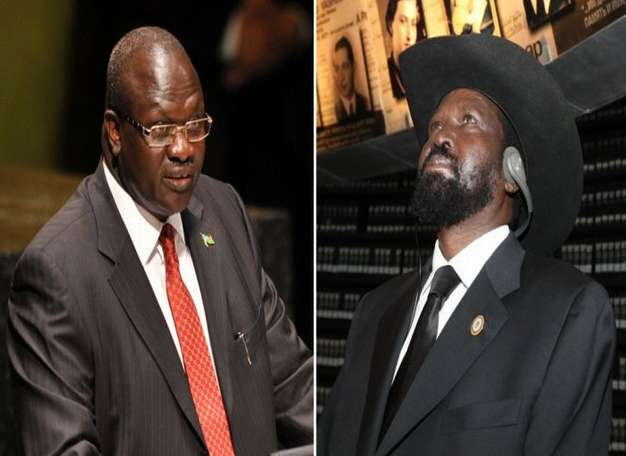 S. Sudan rivals sign aid delivery deal