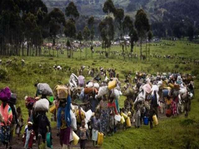 UN, aid groups overstretched by crisis in Congo