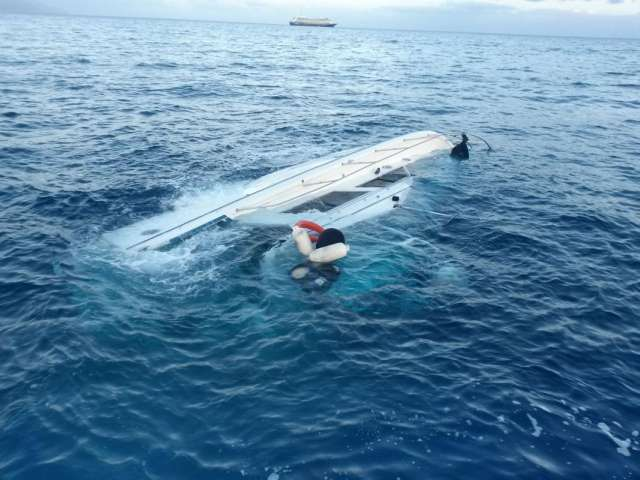 At least 22 dead as migrant boat sinks in Aegean