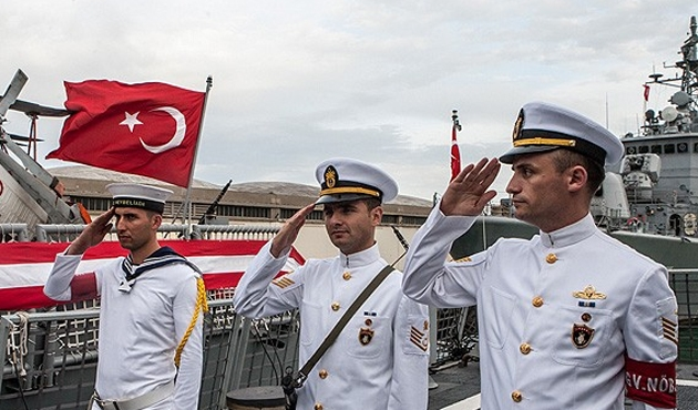 Turkey asked navy to prepare to confront Israel