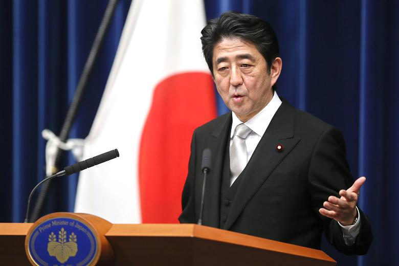 Abe says time for 'new chapter' in Japan, Latin America relations