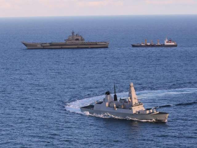 UK signs deal to expand naval presence in Bahrain
