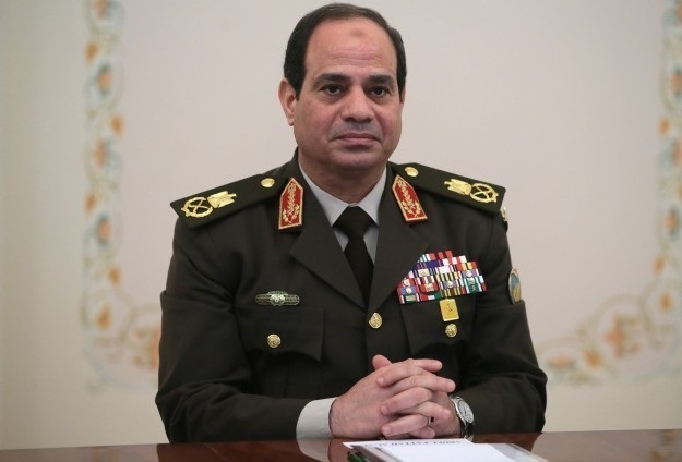 Egypt's Sisi says Syria crisis should end via peaceful means