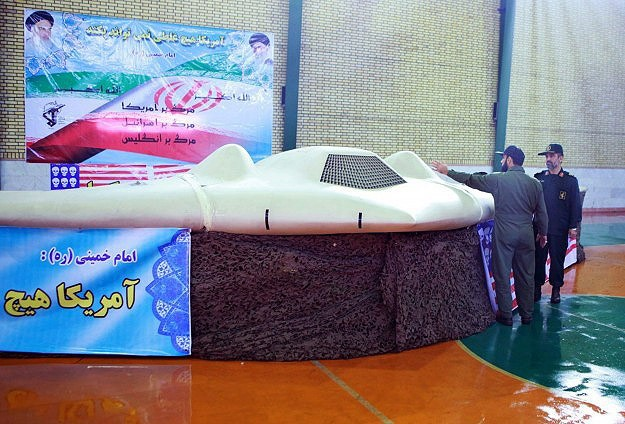 Iran is sending drones, weapons to Iraq