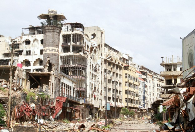 Operations by Syrian forces leave 71 dead