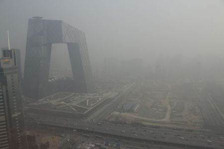 Beijing's smog police outgunned in China's war on pollution