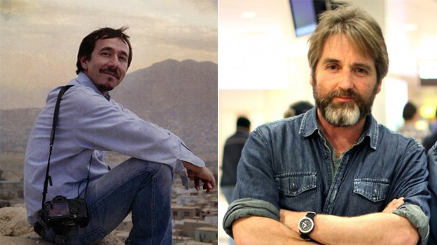 Kidnapped London Times journalists released in Syria