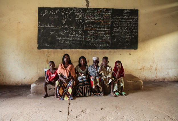 Muslim girl killed in Central African Republic sectarian clashes