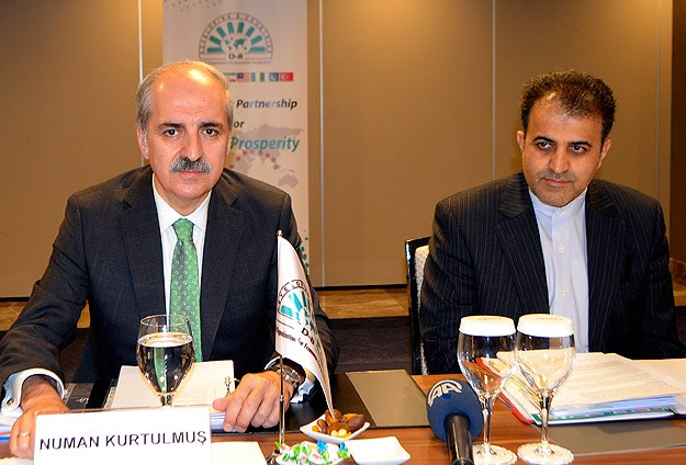'Wise Men' of D8 to convene in Istanbul