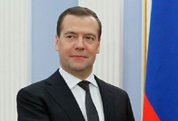 Russia to honor energy contracts says Russian PM