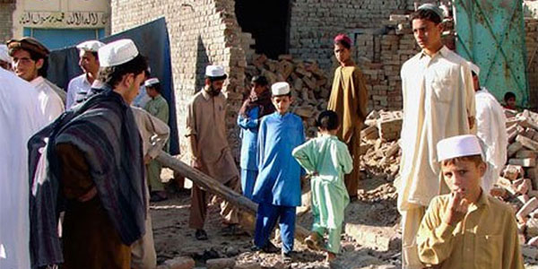 Pakistan charities fill aid void left by govt