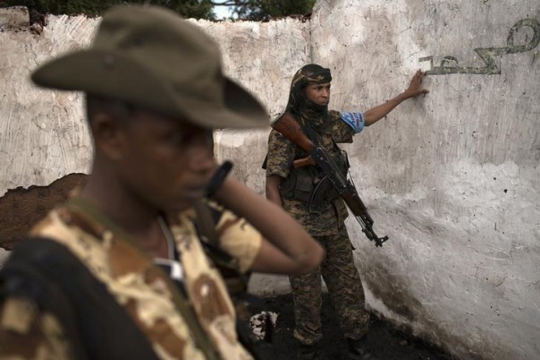 At least 31 people killed in Central African Republic fighting