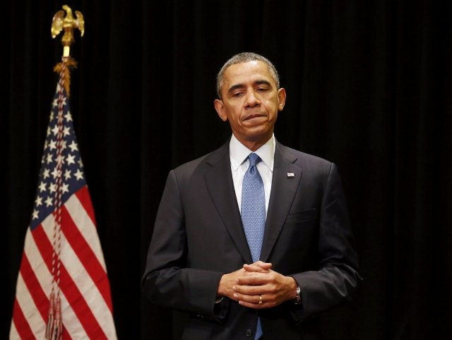 U.S. poll: more voters see Obama as worst president